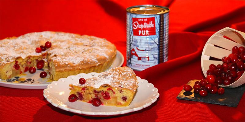 tarte-biscuitee-canneberges-2