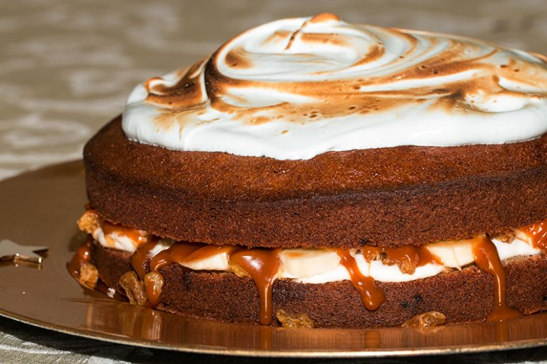 gâteau aux épices