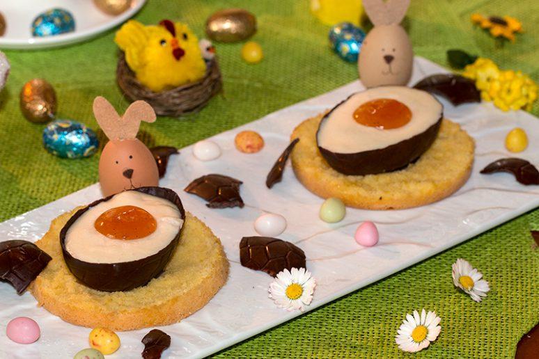 œufs au chocolat