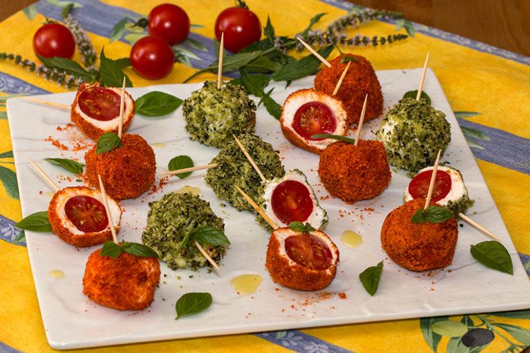 tomates déguisées