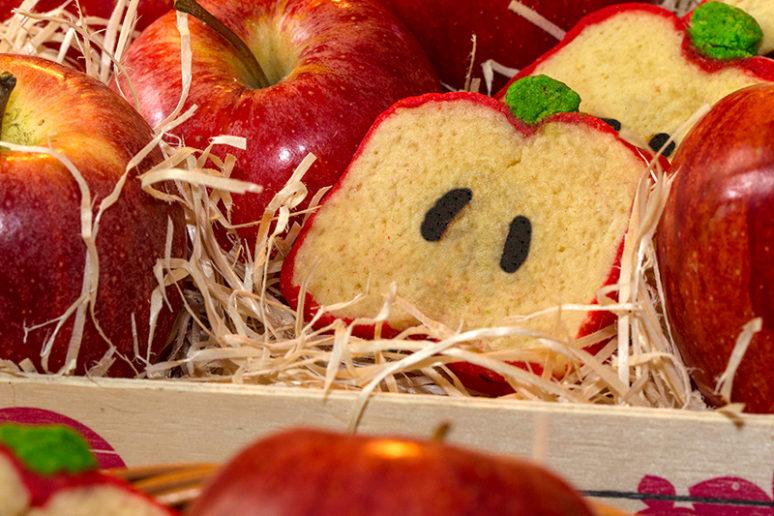 pommes sablées