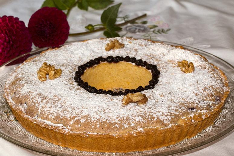 tarte couronne biscuitée