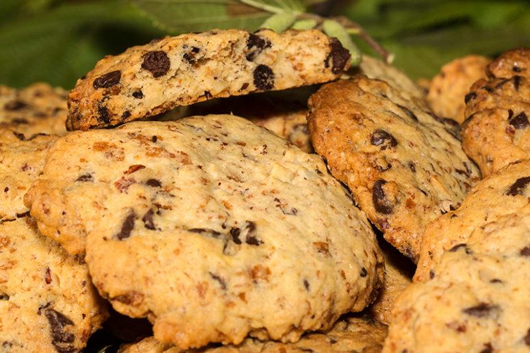 cookies noisette