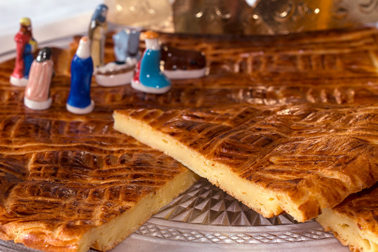 galette Franc-Comtoise