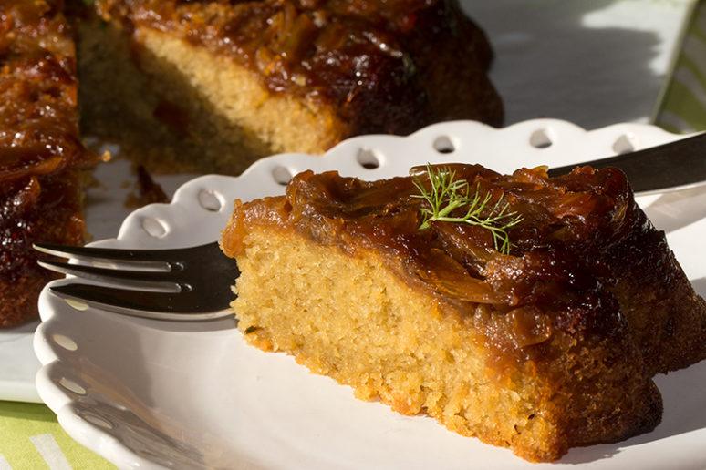 gâteau fenouil