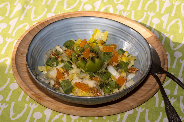 salade endives
