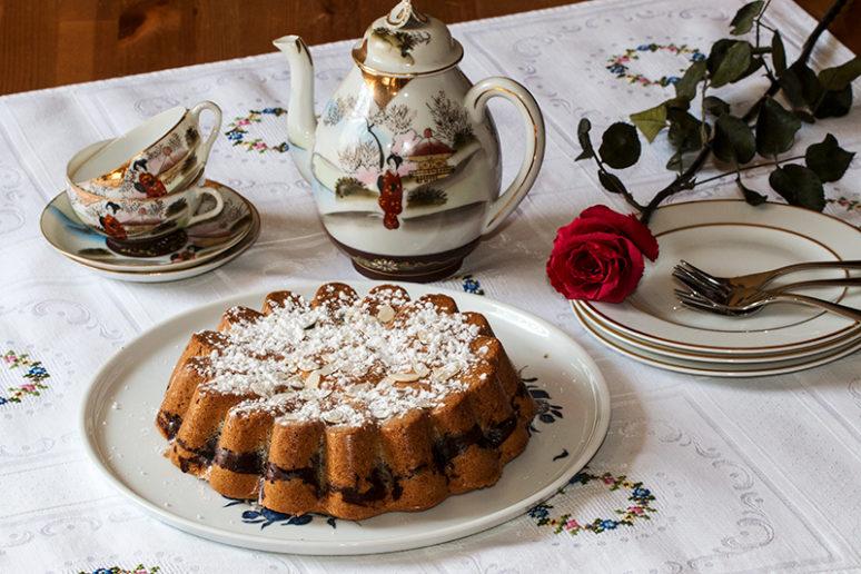 gâteau blancs d'oeufs