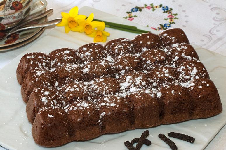 moelleux chocolat poivre