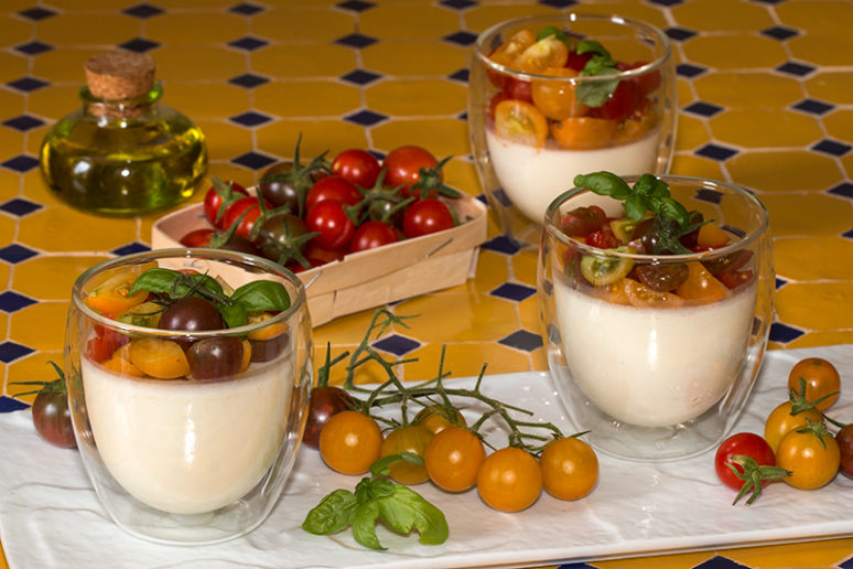 méli mélo de tomates