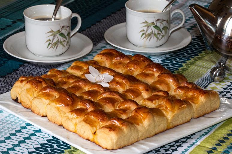 brioche croissants
