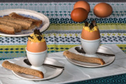 œufs brouillés