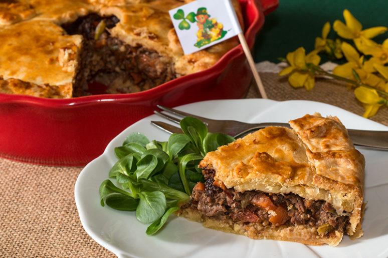Irish pie