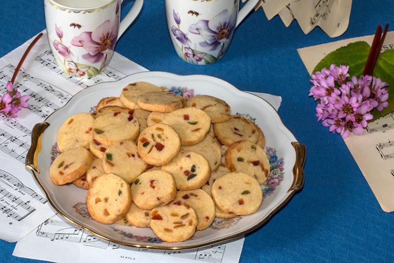 biscuits arlecchini