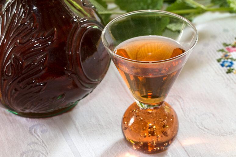 liqueur mélisse