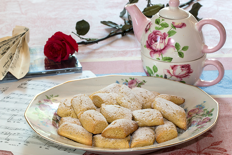 biscuits huile d'olive