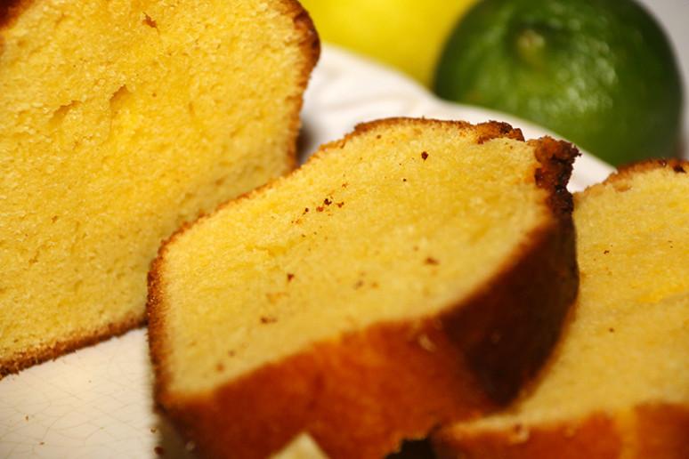Recette Cake Au Citron De Sophie Dudemaine
