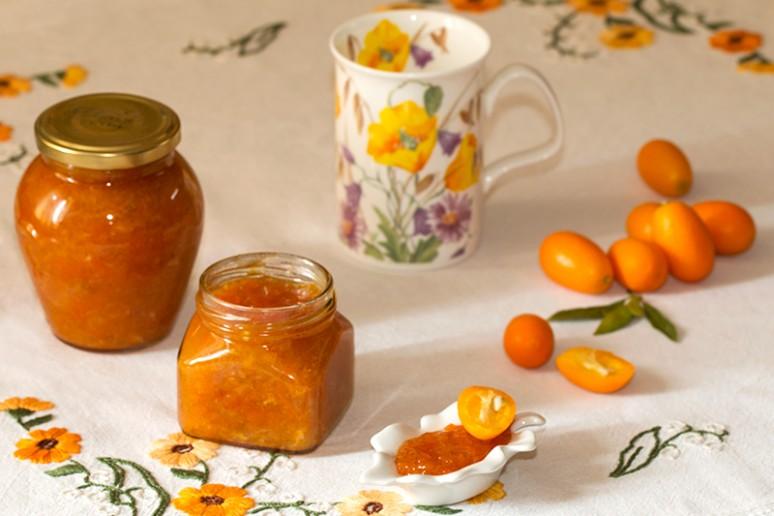 marmelade de kumquats