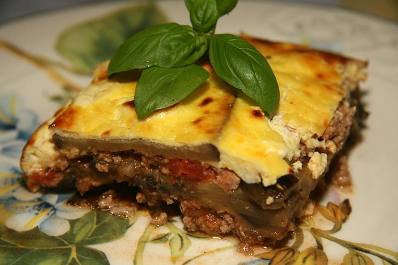 Moussaka grecque la cuisine de jackie for Cuisine grecque