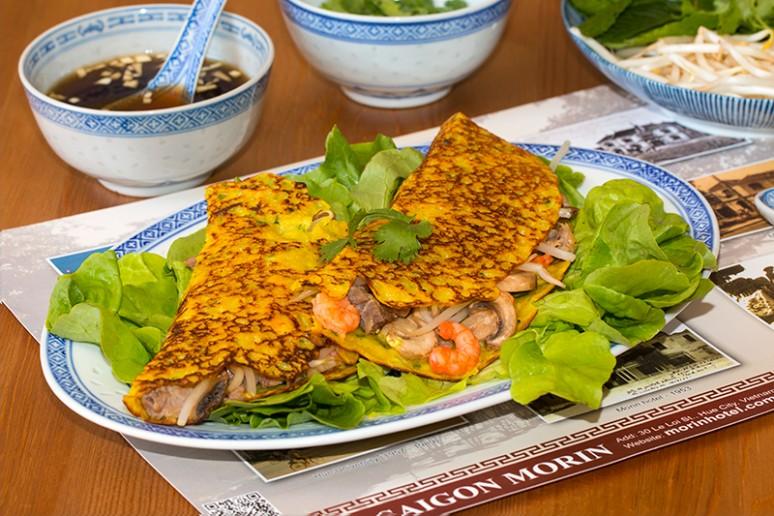 crêpe vietnamienne