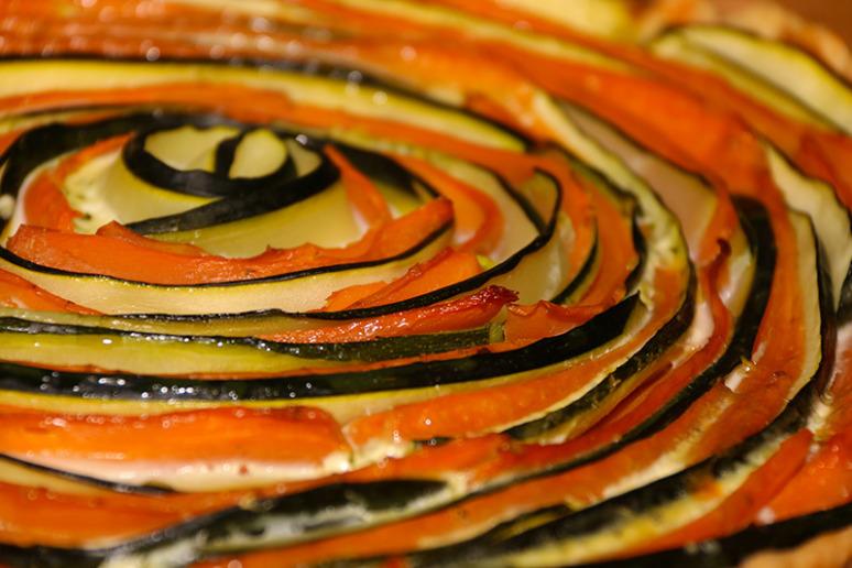 tarte spirale
